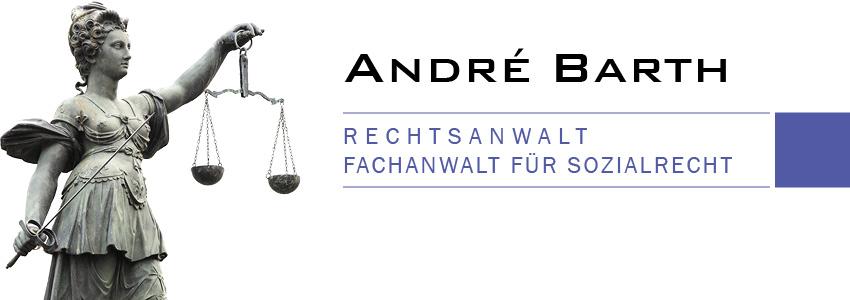 Andre Barth - Rechtsanwalt für Sozialrecht